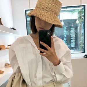 Janessa Leone BNWT Manon Hat